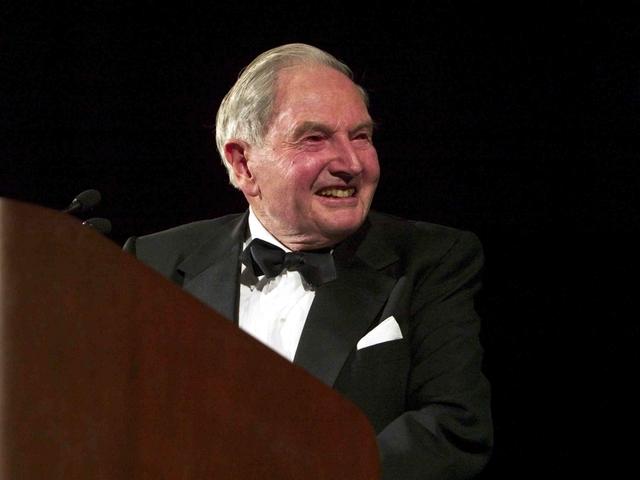 David Rockefeller, philanthropist and banker - obituary
