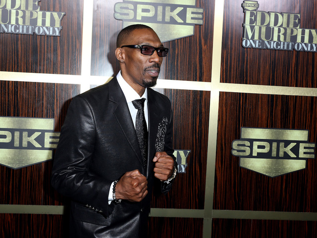 Eddie Murphy pays tribute after brother Charlie dies aged 57