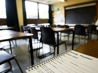 Police investigate threat at Utica High School