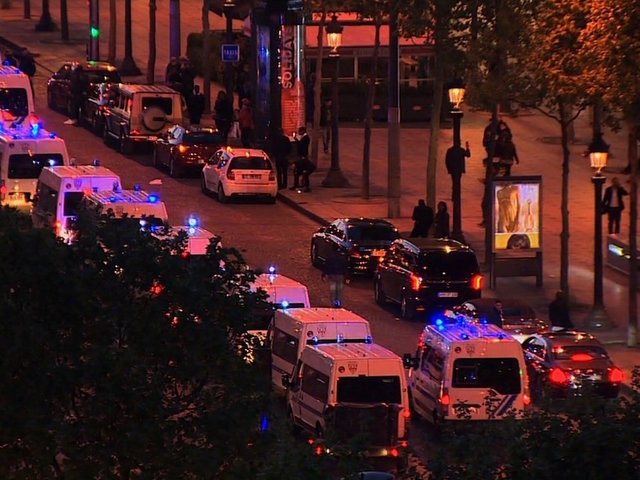 French media report 2 police have been shot in Paris