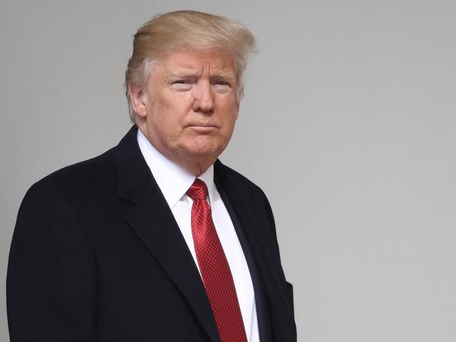 GOP leaders offer mild praise for Trump tax plan