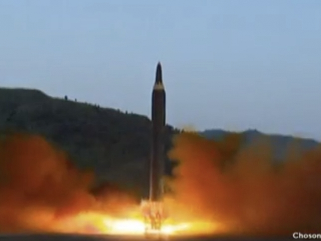 North Korea launches unidentified projectile, likely another ballistic missile