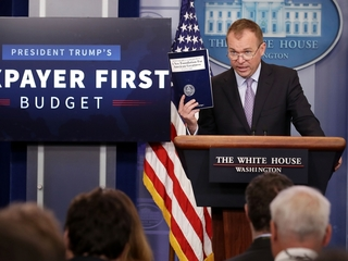 Agency-by-agency look at Trump's budget plan