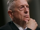 Mattis says a decision is closer on strategy...