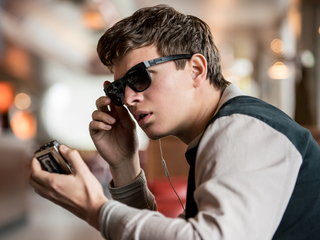 'Baby Driver' movie review