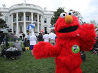 Elmo: Refugee kids are just like us