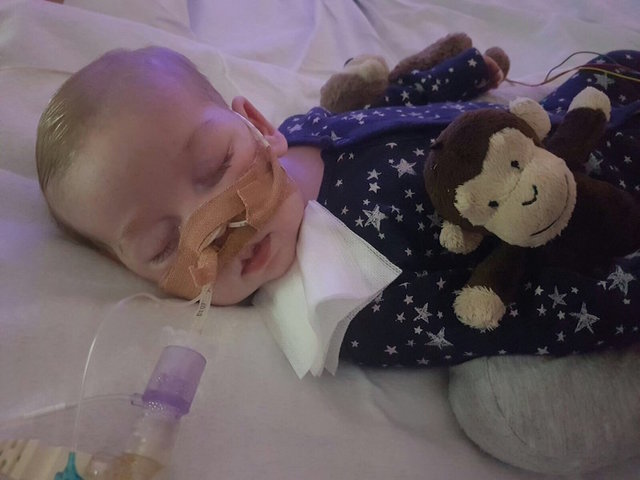 Columbia University doctor to fly to Britain for contested Charlie Gard case
