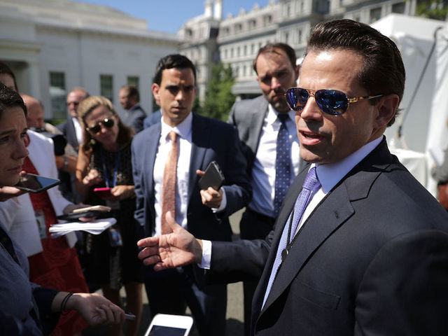 Late Night Hosts Look Back on Scaramucci's Short Tenure