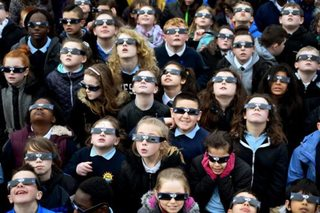 Protect your eyes during the solar eclipse