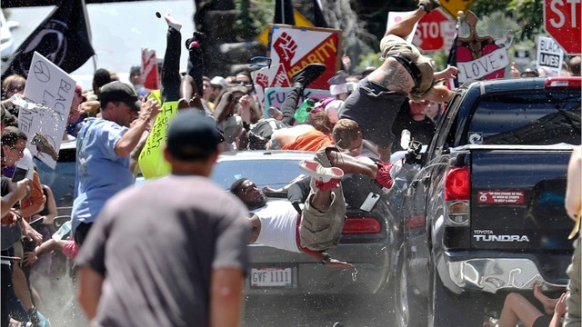 Suspected Driver in Charlottesville Ramming Incident Shared Nazi Views