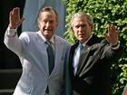 Presidents Bush issue Charlottesville statement
