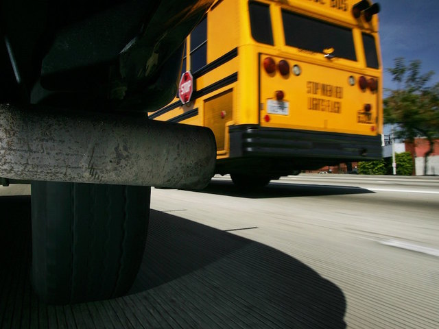 District: Unmarked school bus tried to pick up kids in Ypsilanti Township