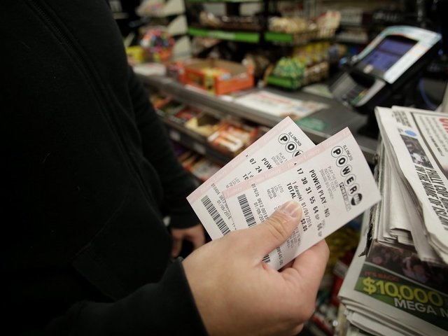 Evansdale-sold ticket just misses huge jackpot payout