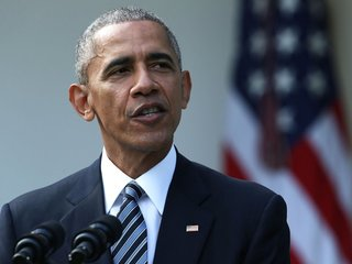 Obama rallies supporters of Democratic candidate