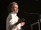 In angry new book, Clinton defends campaign...