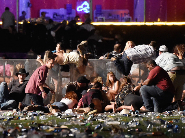 Southern California Law Enforcement Personnel, Firefighters Among Vegas Victims