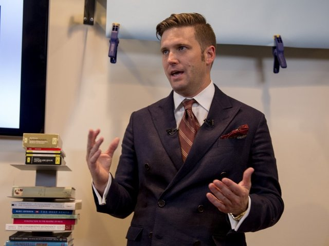 White supremacist Richard Spencer wants speaking space at University of MI