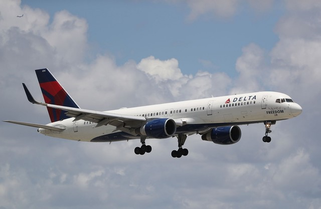 Strangers ticketed for having sex on Delta flight