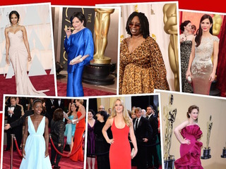 Gallery: Best, worst Oscars fashion since 2006