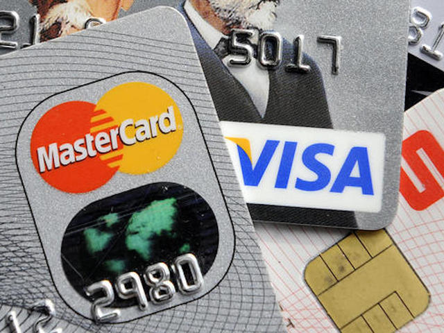 18 2009 file photo shows credit and bank cards with electronic chips in gelsenkirchen germany changes to federal law have sharply restricted students - Prepaid Visa Cards Near Me