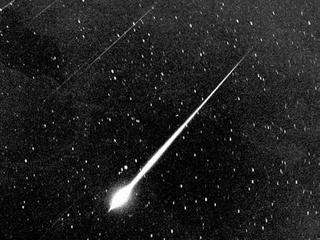 Meteor shower to light up the weekend sky