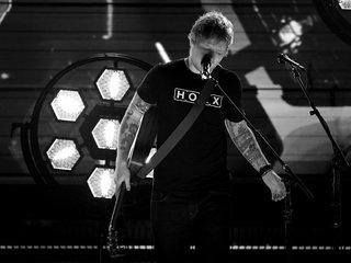 Ed Sheeran announces Detroit show at Ford Field