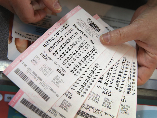 Florida man claims $US451 million jackpot