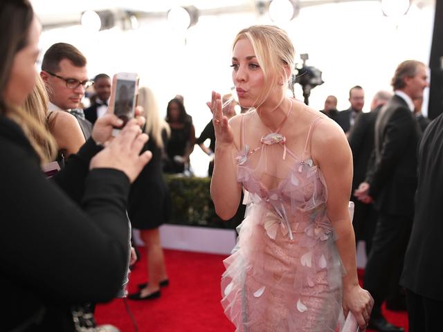 Big Bang Theory Star Kaley Cuoco Engaged Wxyz