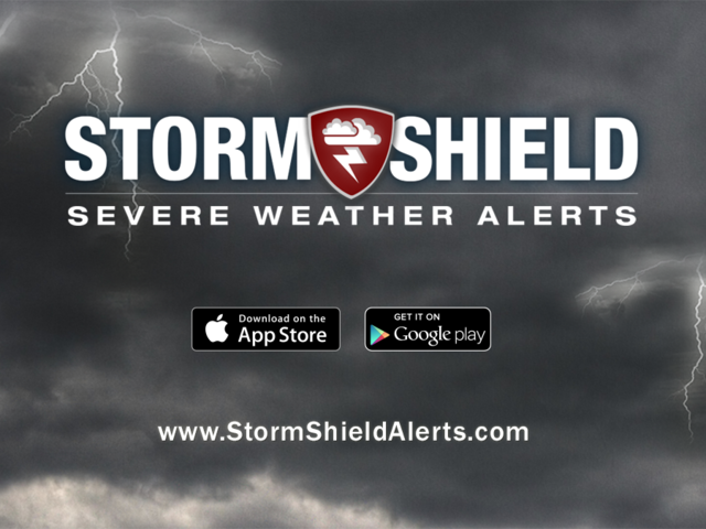 Storm Shield Get Severe Weather Alerts On Your Ios And Android Device
