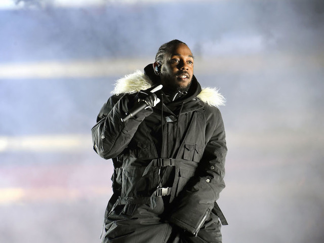 Kendrick Lamar to perform at White River amphitheater