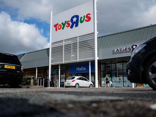 Could Toys R Us be about to close a further 200 stores?