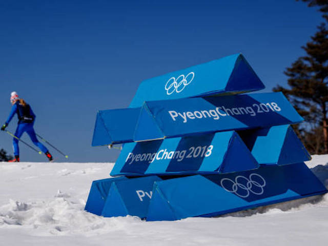 When do the 2018 Winter Olympics start?