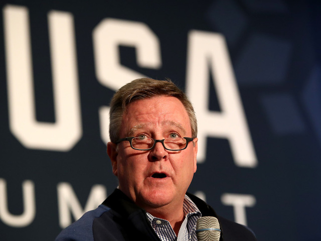 US Olympics Committee chief resigns