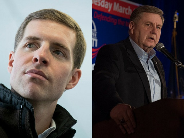 Conor Lamb leads in Pennsylvania district