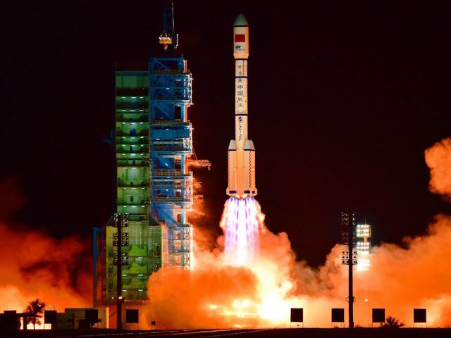 China's space station to enter Earth's atmosphere on April 2