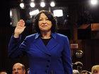Justice Sotomayor breaks shoulder in fall