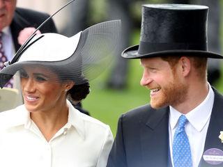Meghan Markle, Prince Harry attend Royal Ascot