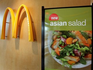 Parasite concerns in salads lead to health alert