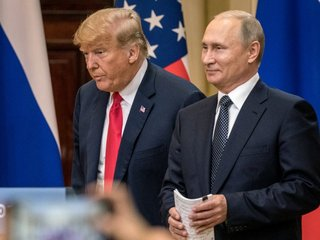 Russia says Trump, Putin reached agreement