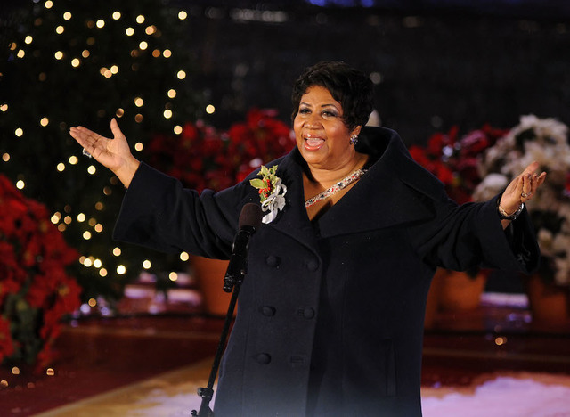 Aretha Franklin is in hospice care at her home