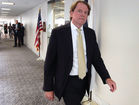 Trump unsettled by McGahn meeting with counsel