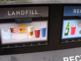 City saves over half of its trash from landfill