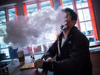 FDA cracks down on minors and e-cigarettes