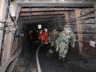 China mining accident: 18 trapped in tunnel