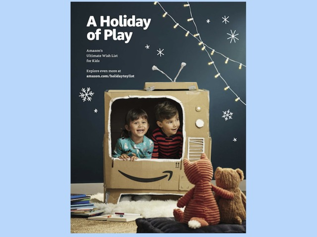 Check Out Amazon S First Ever Printed Toy Catalog